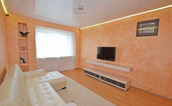 Четырехкомнатная квартира в центре Волоколамска